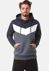Mazine - Sweatshirt - navy / navy mel. - 0