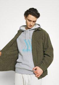YAVI ARCHIE - ICICLE LOGO - Sweatshirt - grey - 3