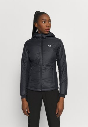 SOLVEIG JACKET - Outdoorjakke - black