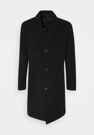 COAT CLOUD  - Cappotto classico - black
