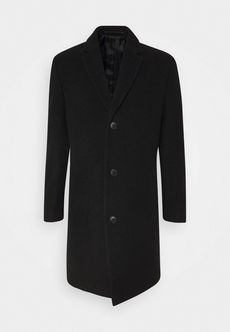 KARL LAGERFELD - COAT CLOUD  - Classic coat - black