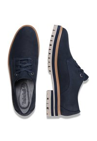 Timberland - LONDON SQUARE OXFORD - Casual lace-ups - navy - 1