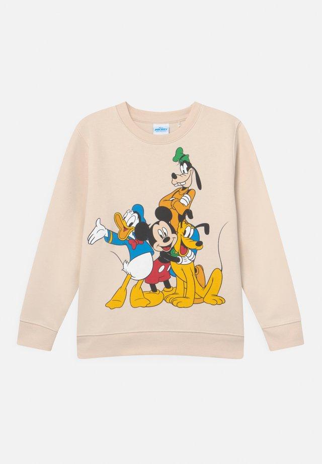 DISNEY MICKEY & FRIENDS KID UNISEX - Sweatshirt - milkshake