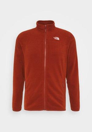GLACIER URBAN  - Fleece jacket - brandy brown