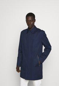HUGO - MAREC - Halflange jas - dark blue - 0
