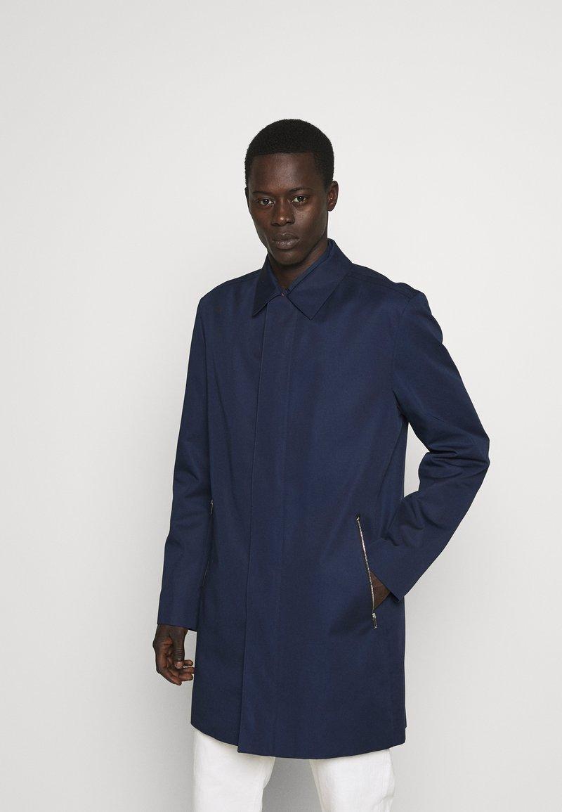 HUGO - MAREC - Halflange jas - dark blue