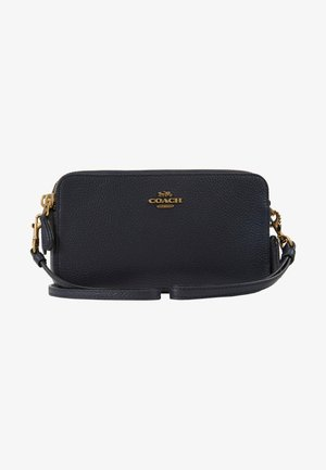 POLISHED PEBBLE KIRA CROSSBODY - Olkalaukku - midnight navy