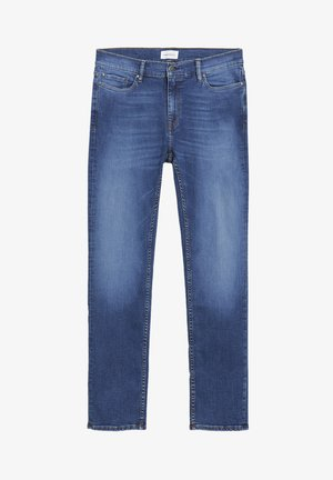 IAAN X STRETCH - Slim fit jeans - blue denim