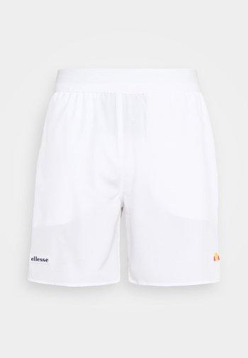 CALA SHORT - Urheilushortsit - white