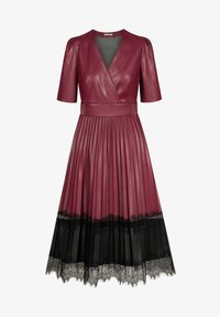ORSAY Cocktailkleid/festliches Kleid - bordeaux rot ...