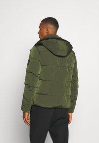 Calvin Klein - CRINKLE  - Winter jacket - green - 2