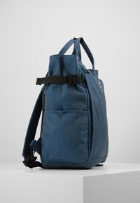 anello - OPEN TOTE BACKPACK - Reppu - navy - 4