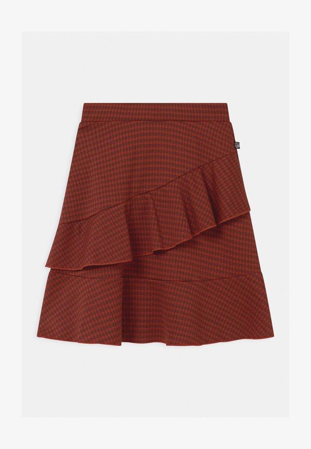 TEEN GIRLS - A-line skirt - picante
