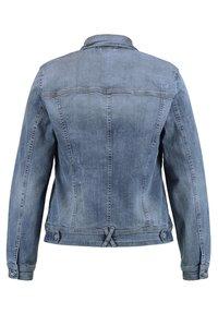 Samoon - Denim jacket - blue denim - 3