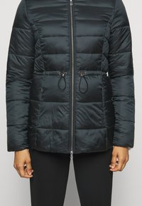 Barbour - ANGUS QUILT - Short coat - black - 4