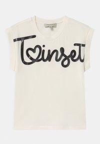 TWINSET - Print T-shirt - off white - 0