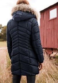 Next - Winter coat - blue - 0