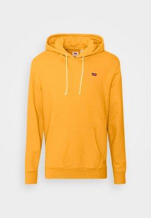NEW ORIGINAL HOODIE  - Huppari - yellows/oranges