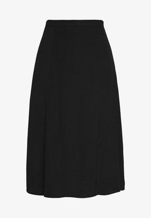 GEMMA SKIRT - Áčková sukně - black