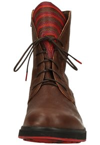 Think! - Lace-up ankle boots - mocca/kombi 3000 - 5