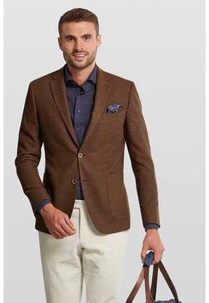 Blazer jacket - brown