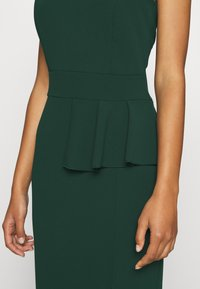WAL G. - ONE SHOULDER DRESS - Occasion wear - forest green - 6