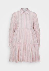 By Malina - ALLIE DRESS - Shirt dress - pale pink - 0