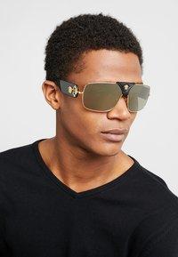 Versace - Sunglasses - gold-coloured - 1