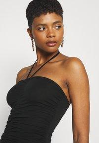 Gina Tricot - FLORENS SINGLET - Topper - black - 3