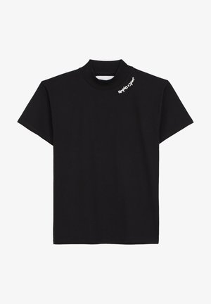 MANCHES COURTES - Basic T-shirt - black