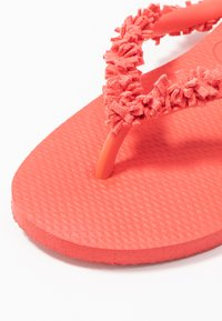 Havaianas - SLIM FRINGE - Pool shoes - coralnew - 6