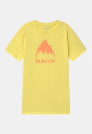 CLASSIC MOUNTAIN HIGH UNISEX - Print T-shirt - lemon verbena
