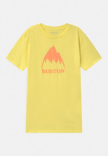CLASSIC MOUNTAIN HIGH UNISEX - Print T-shirt - lemon verbena