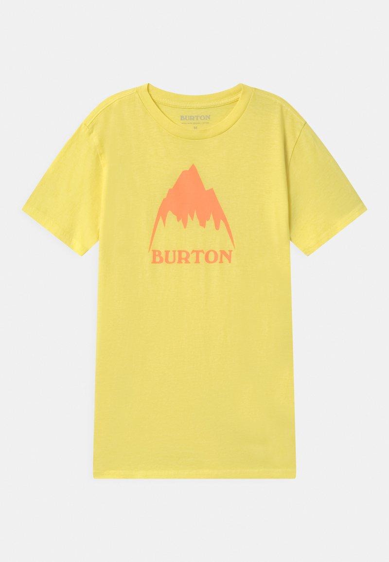 Burton - CLASSIC MOUNTAIN HIGH UNISEX - Triko spotiskem - lemon verbena