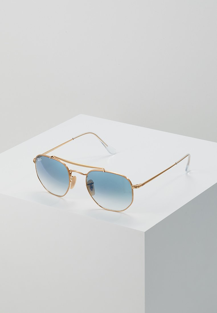 Ray-Ban - Occhiali da sole - clear gradient blue