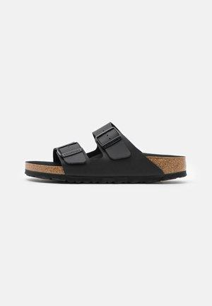 ARIZONA BF TRIPLES  - Pantofle - black