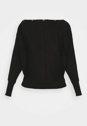 ELI JUMPER - Pullover - black