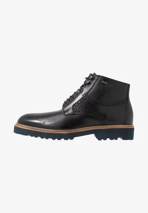 VILLOD - Lace-up ankle boots - schwarz