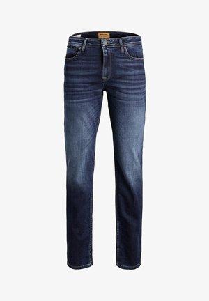 REGULAR FIT - Jeans a sigaretta - blue denim