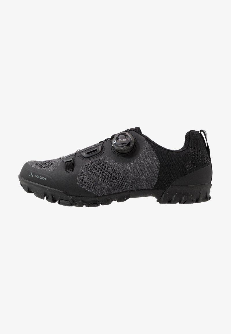 Vaude - WO TVL SKOJ - Cycling shoes - black
