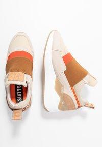 Sixtyseven - WASEDA - Scarpe senza lacci - beige - 3