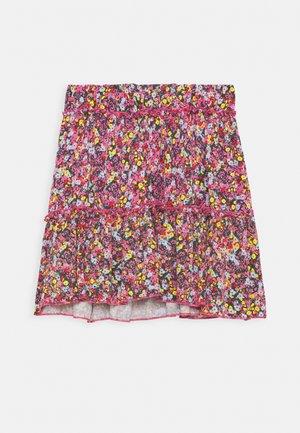 NLFKALISA SHORT SKIRT - Mini skirt - azalea pink