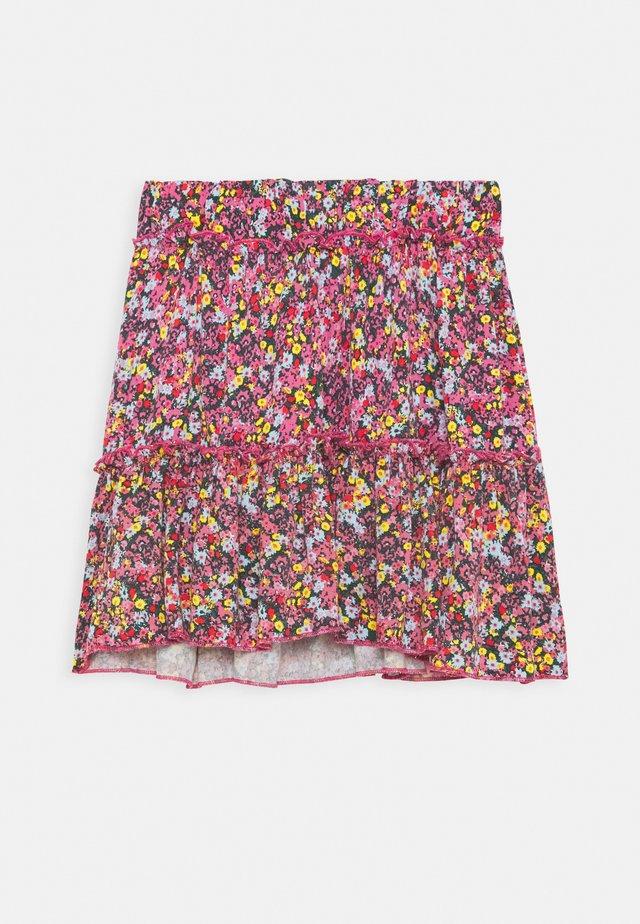 NLFKALISA SHORT SKIRT - Minifalda - azalea pink