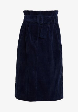 NEW PENELOPE SKIRT - Kynähame - navy