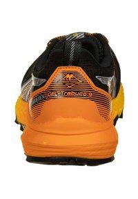 ASICS - Trail running shoes - black / sheet rock - 2