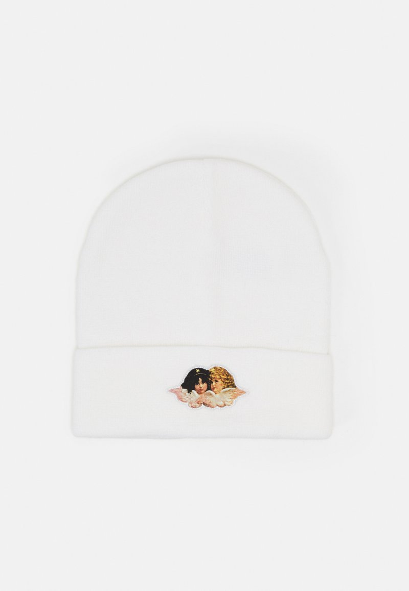Fiorucci - ANGELS PATCH BEANIE UNISEX - Bonnet - white