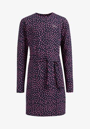 MET STIPPENDESSIN - Jersey dress - rose