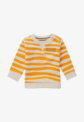 TULLAH - Sweater - old gold