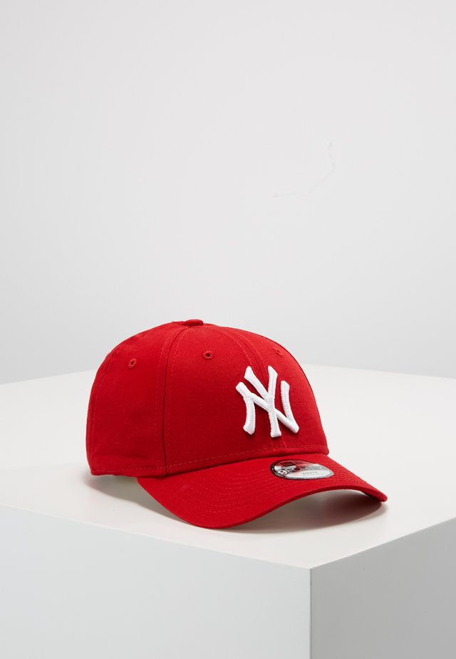 FORTY MLB LEAGUE NEW YORK YANKEES - Czapka z daszkiem - red