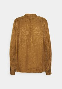 b.young - BYFINULA BLOUSE - Blouse - golden olive - 1